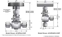 NP6 Series Needle Valves - PARKER