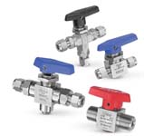 B12 Series Ball Valves