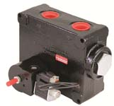 "Large Electronically Adjustable Proportional Pressure Compensated Flow Control ""LEFC"""