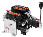"Electric Sectional Directional Control Valve ""Series 36"""