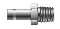 BSP Taper Male Adapter - For fractional tube