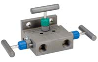 Hard Seat and Soft Seat Manifold Valves - NOSHOK