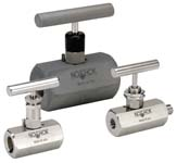 Standard, Hard Seat Needle Valves - 400 Series - NOSHOK