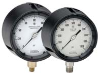 Dial Indicating Pressure Gauges - 600/700 Series - Noshok