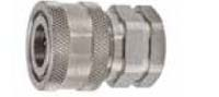 H Series Couplers (316 Stainless Steel) - Female Thread