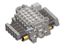Load-Sense Directional Control Valve VP120 Build Program - Clipper Relief Valves