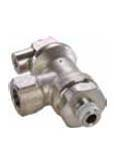 FC608 Threaded Port Lock-Out Valve - BSPT
