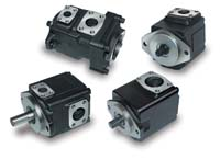 T6 Series Single, Double & Triple High Performance Vane Pumps