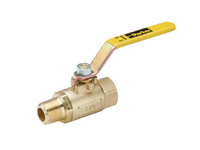 Brass Ball Valve - Male to Female - V501P