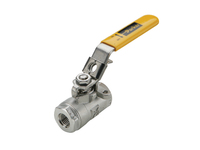 Stainless Steel Ball Valve - Locking Handle - VP502SS
