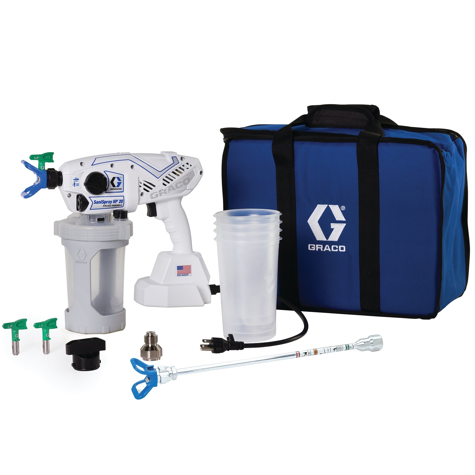Graco SaniSpray HP 20 - Corded