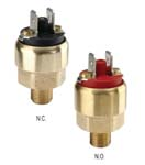 Mechanical Miniature Low-Pressure Switch