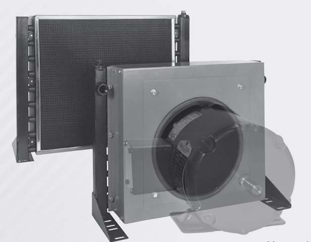 Fluid Cooling Industrial RM Series