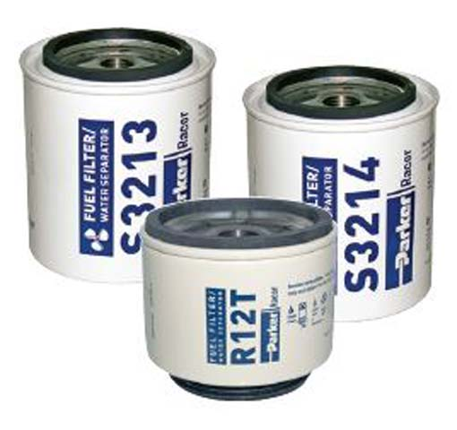s3214 gasoline filters for marine applications