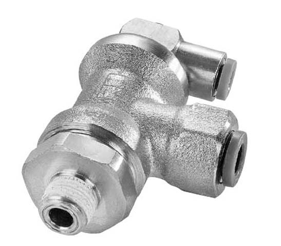 Fc m g push to connect lock out valve bspp