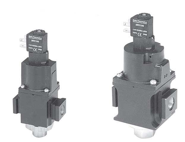 06t273a 06t and 07t solenoid quick dump valve hydradyne llc