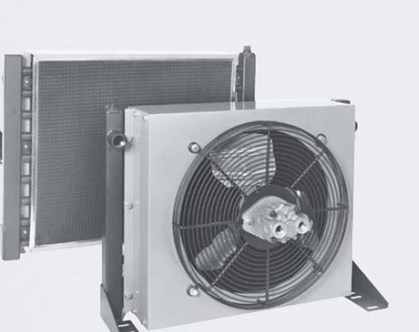 Fluid Cooling Industrial AOC Series