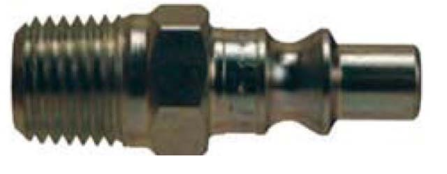 DCP3703 - Air Chief ARO Speed Quick-Connect Plugs - Male Pipe Thread