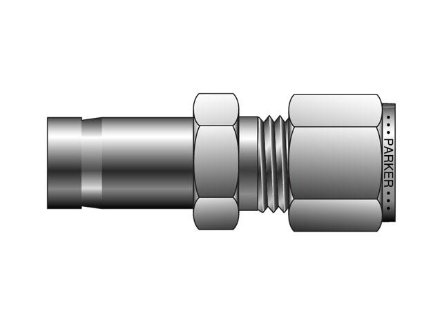 Tur a lok inch tube end reducer