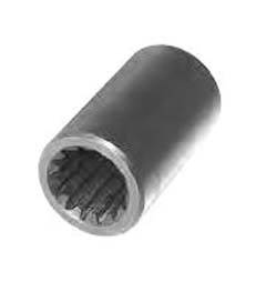 0332 00028 involute splined couplings hydradyne llc for Hydraulic motor with pto spline