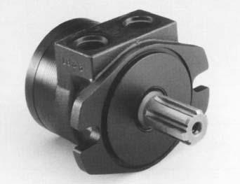 116a 241 bm 0 110a series hydradyne llc for Parker nichols hydraulic motor